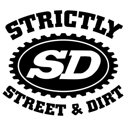Strictly Dirt logo